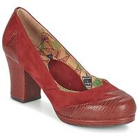 Zapatos Mujer Zapatos de tacón Miss L'Fire ADDIE Rojo