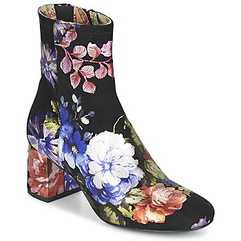 Zapatos Mujer Botines Miss L'Fire JEAN Florido