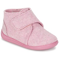 Zapatos Niña Pantuflas Citrouille et Compagnie FELINDRA Rosa