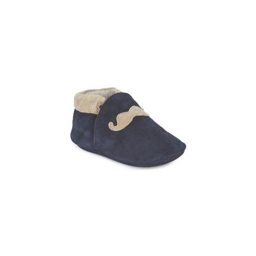 Zapatos Niño Pantuflas Citrouille et Compagnie FASICA Marino