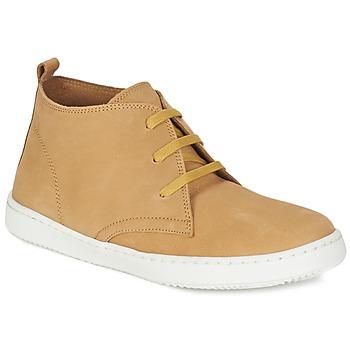 Zapatos Niño Botas de caña baja Citrouille et Compagnie FANTASIO Amarillo