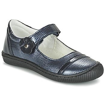 Zapatos Niña Bailarinas-manoletinas Citrouille et Compagnie FAGIMO Marino