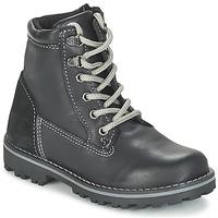 Zapatos Niño Botas de caña baja Citrouille et Compagnie FACOSA Negro