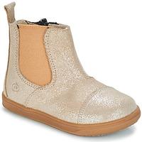 Zapatos Niña Botas de caña baja Citrouille et Compagnie FEPOL Plata