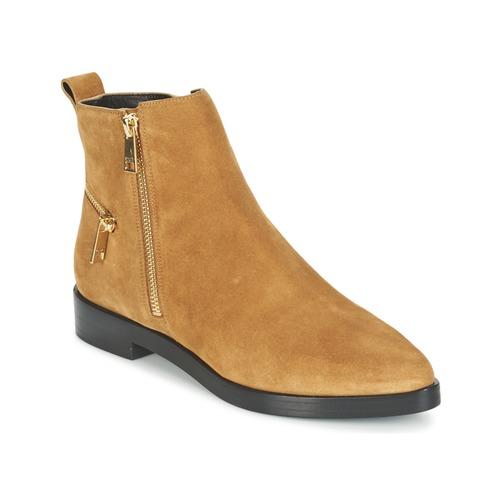 Gran descuento Zapatos especiales Kenzo TOTEM FLAT BOOTS Camel