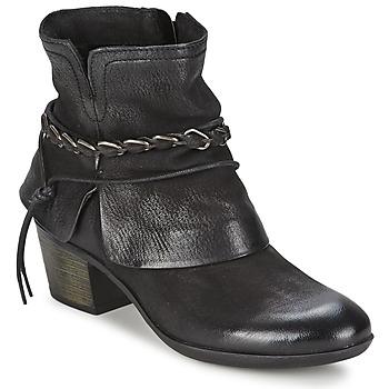 Zapatos Mujer Botines Dream in Green BAKKAR Negro
