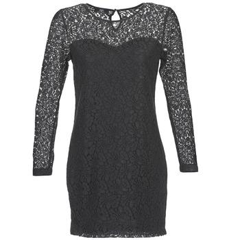 textil Mujer vestidos cortos Le Temps des Cerises JOE Negro
