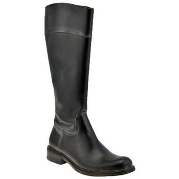 Zapatos Mujer Botas urbanas Dmn  Negro