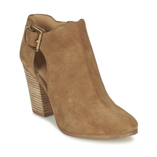 Zapatos Mujer Low boots MICHAEL Michael Kors ADAMS Camel