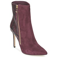 Zapatos Mujer Low boots MICHAEL Michael Kors DAWSON BOOTIE Burdeo