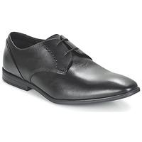 Zapatos Hombre Derbie Clarks BAMPTON LACE Negro