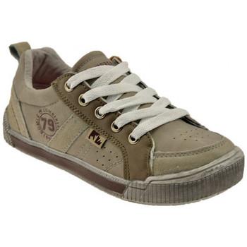 Zapatos Niños Zapatillas bajas Lumberjack  Beige