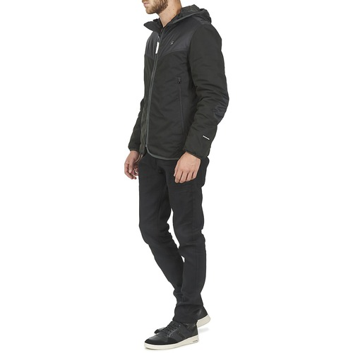 Textil Raw Setscale Overshirt Cazadoras star Hdd Negro Hombre G 2WEIDHe9Y