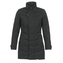 textil Mujer parkas G-Star Raw MINOR CLASSIC QLT COAT Negro