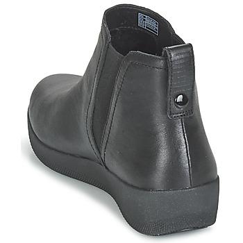 FitFlop SUPERCHELSEA BOOT Negro
