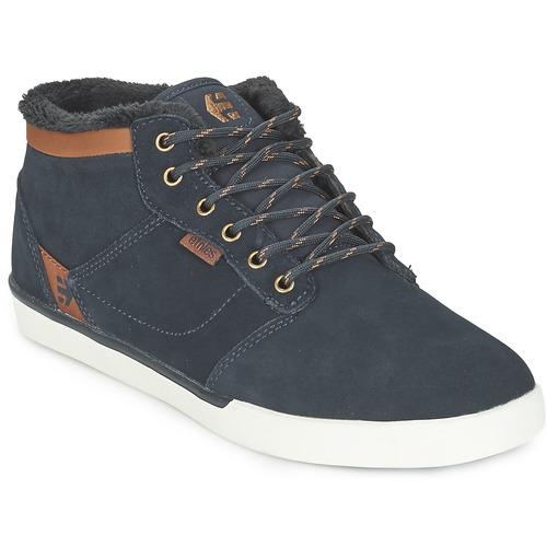 Zapatos especiales para hombres y mujeres Etnies JEFFERSON MID Marino