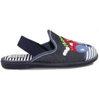 Zapatos Niños Pantuflas Vulladi TEJANO AZUL