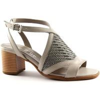 Zapatos Mujer Sandalias Keys KEY-5411-GR Grigio