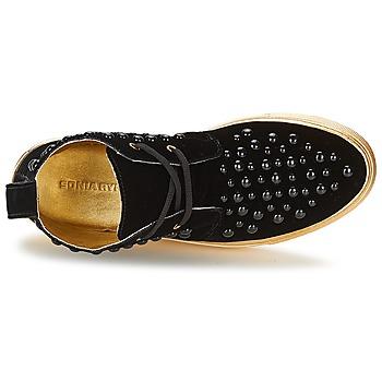 Sonia Rykiel 670183 Negro - Envío gratis |  - Zapatos Deportivas altas Mujer 33000