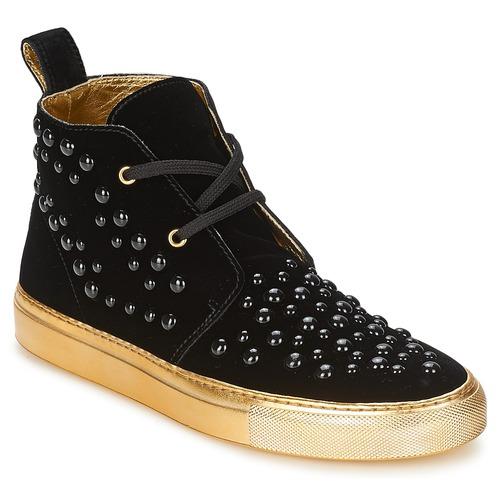 Zapatos Mujer Zapatillas altas Sonia Rykiel 670183 Negro