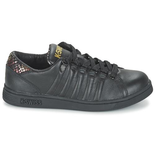 NegroOro swiss Twister Lozan Zapatos Tongue Bajas Zapatillas K Mujer MqSUzpV