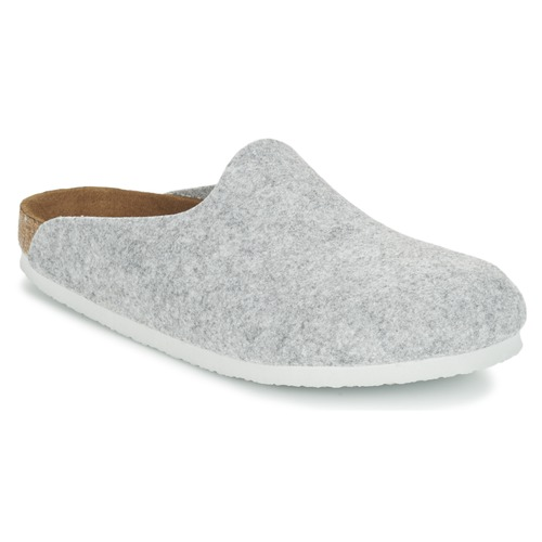 Zapatos grises casual Birkenstock Amsterdam para hombre rt5nCE