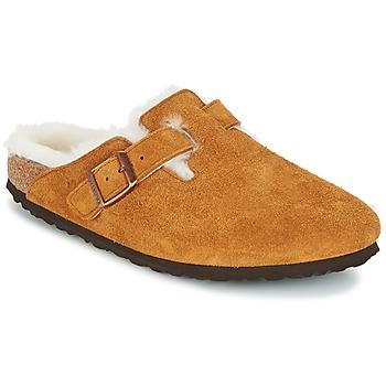Zapatos Mujer Zuecos (Clogs) Birkenstock BOSTON Marrón