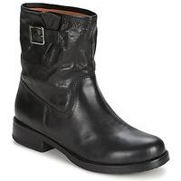 Zapatos Mujer Botas de caña baja Espace ONAGRE Negro