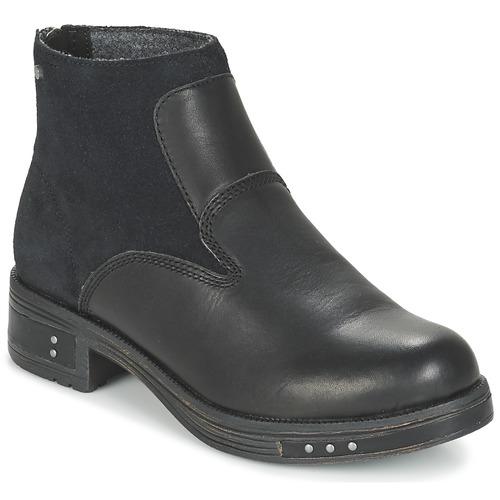 Cómodo y bien parecido Zapatos especiales Caterpillar ZOE Negro