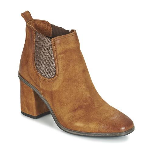 Zapatos Mujer Botines Mjus TWIGGY Camel