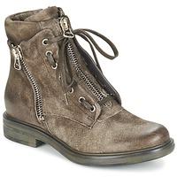 Zapatos Mujer Botines Mjus CAFE Topotea