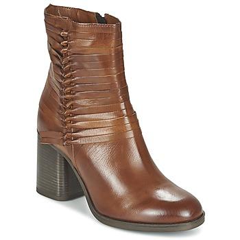 Zapatos Mujer Botines Mjus TUJA Camel