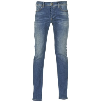 textil Hombre Vaqueros slim Diesel SLEENKER Azul / 0855Q