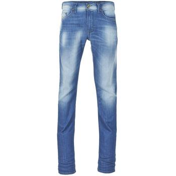 textil Hombre vaqueros slim Diesel THAVAR Azul / 0855G