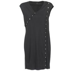 textil Mujer vestidos cortos Diesel D ANI Negro