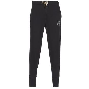 textil Hombre Pantalones de chándal Diesel PETER Negro