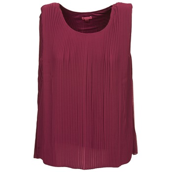 textil Mujer camisetas sin mangas Bensimon REINE Morado