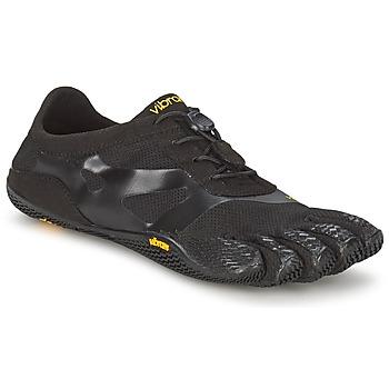 Zapatos Mujer Running / trail Vibram Fivefingers KSO EVO Negro