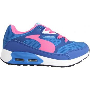 Zapatos Niños Zapatillas bajas John Smith RESO M JR 15I Azul