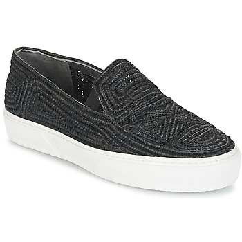 Zapatos Mujer Slip on Robert Clergerie TRIBAL Negro