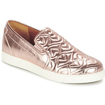 Zapatos Mujer Slip on See by Chloé SB27144 Rosa / Oro