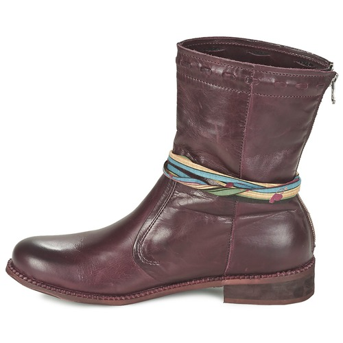Felmini Bertha Burdeo - Envío Gratis Zapatos Botas De Caña Baja Mujer 100