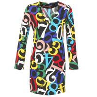 textil Mujer Vestidos cortos Love Moschino PICHANI Multicolor
