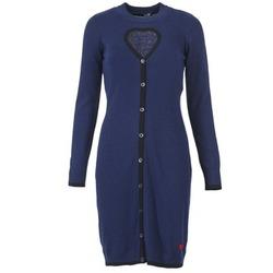 textil Mujer vestidos cortos Love Moschino PESCARI Marino
