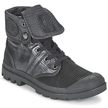 Zapatos Mujer Botas de caña baja Palladium BAGGY GL Negro