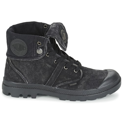 modelo más vendido de la marca Palladium US BAGGY Negro - Envío gratis Nueva promoción - Zapatos Botas de caña baja