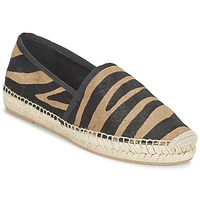 Zapatos Mujer Alpargatas Marc Jacobs SIENNA Negro / Camel