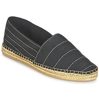 Zapatos Mujer Alpargatas Marc Jacobs SIENNA Negro / Oro