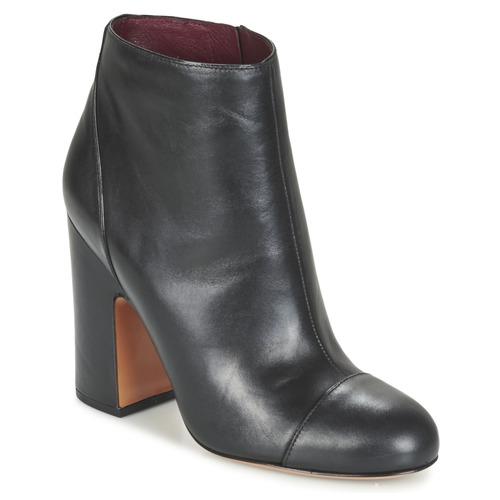 Venta de liquidación de temporada Zapatos especiales Marc Jacobs DOLLS CORA Negro