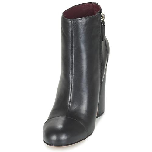 Zapatos promocionales Marc Jacobs DOLLS CORA Negro  Venta de liquidación de temporada